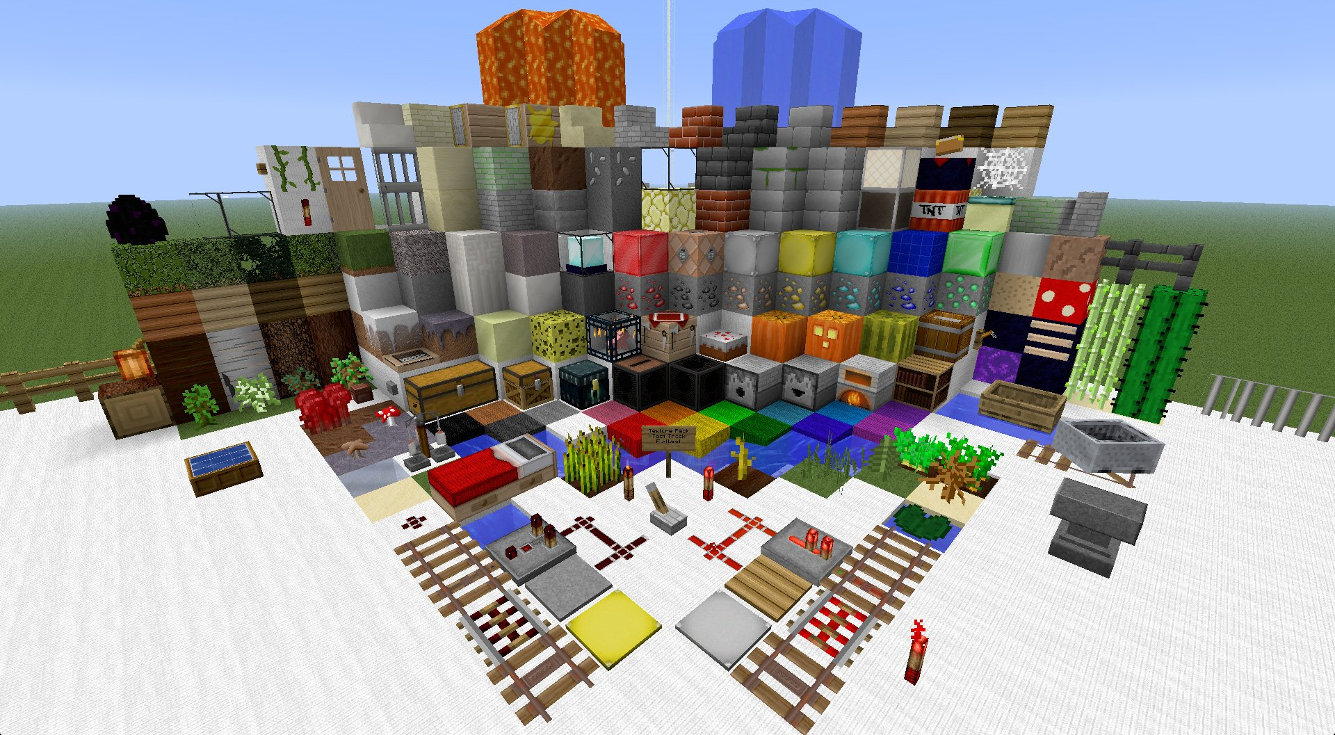 Definitance Minecraft Texture Packs