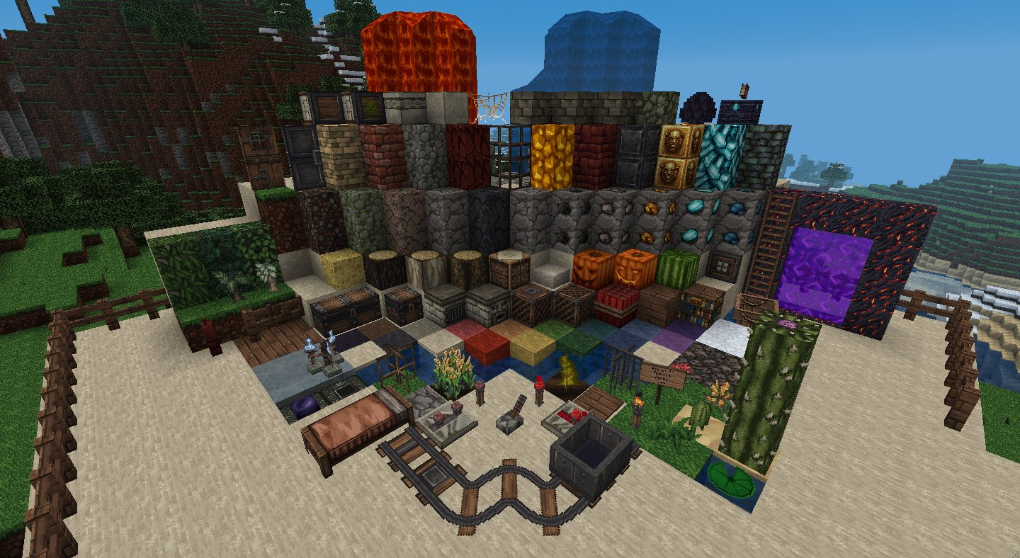 how to creat pack textures for minecraft