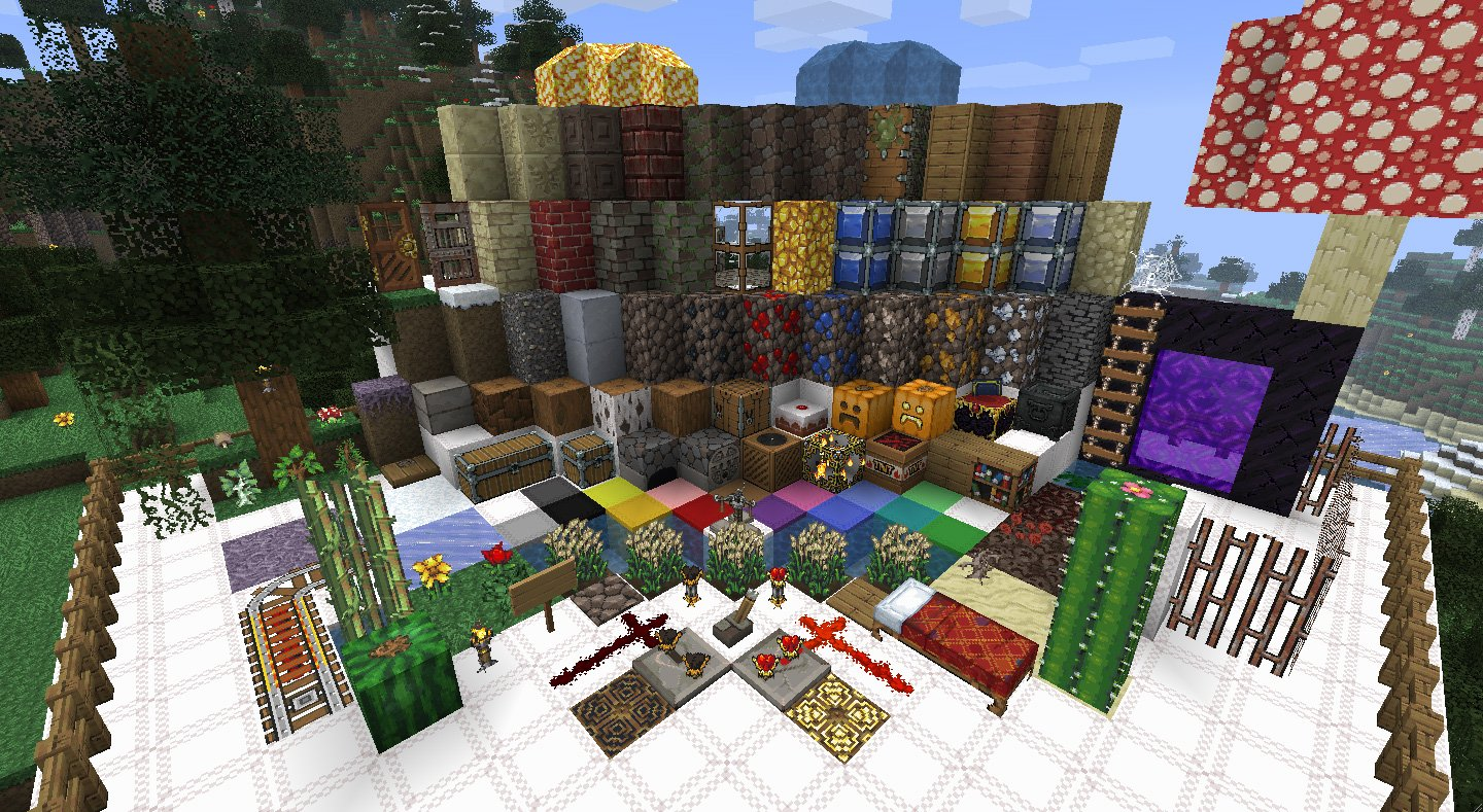 DustyCraft | Minecraft Texture Packs