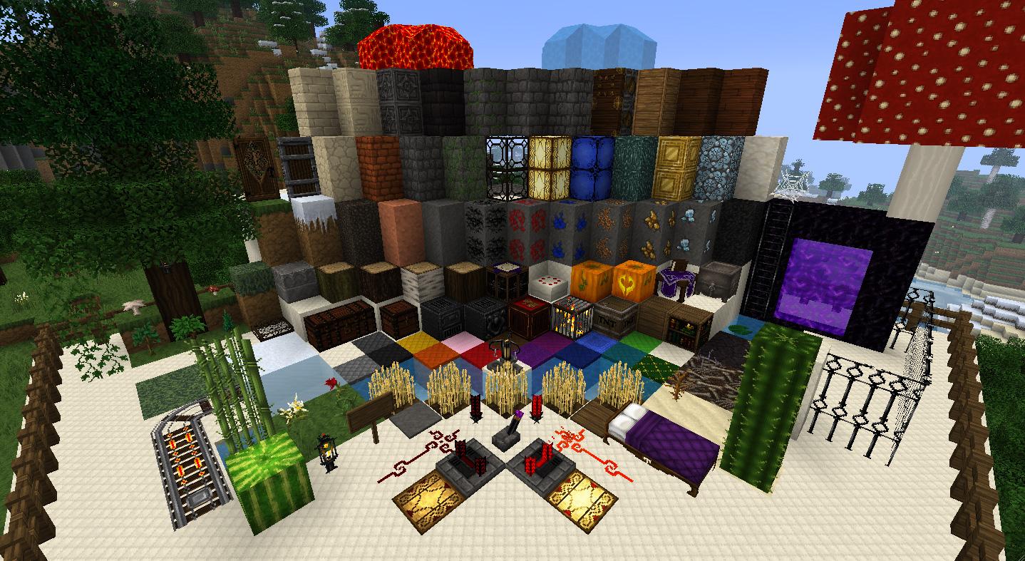 Minecraft 1.5.2 скачать бесплатно
