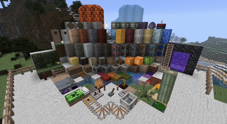 Fancycraft Minecraft Texture Packs