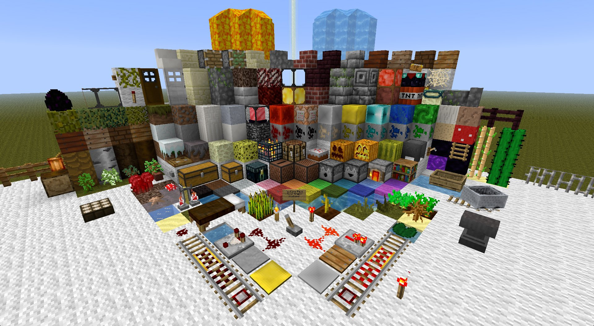 minecraft fni realistic rpg texture pack 1.4.7