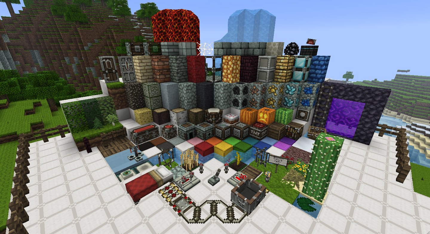 Resource Packs for Minecraft | Texture Packs