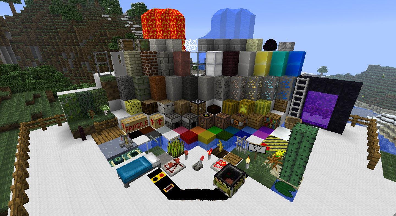 ModernCraft   Minecraft Texture Packs