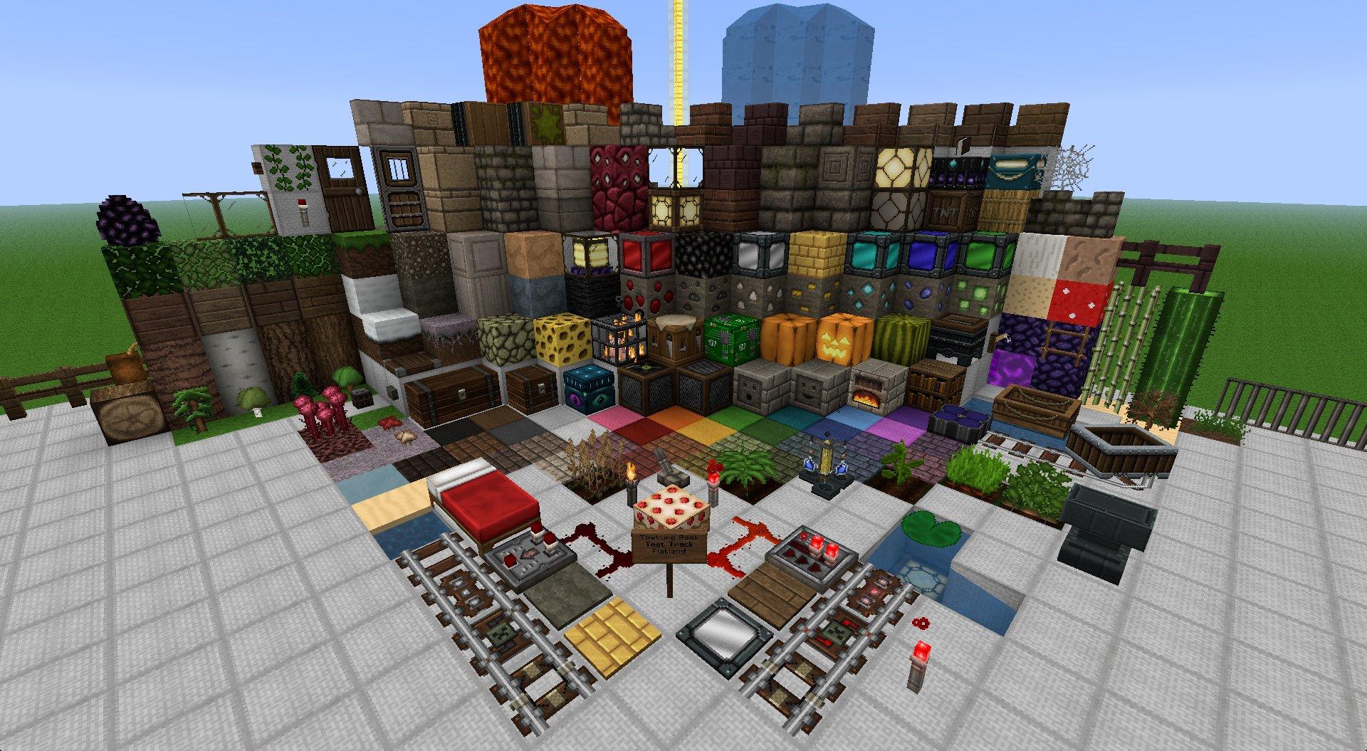 Как сделать свой ресурс пак для minecraft 1.8