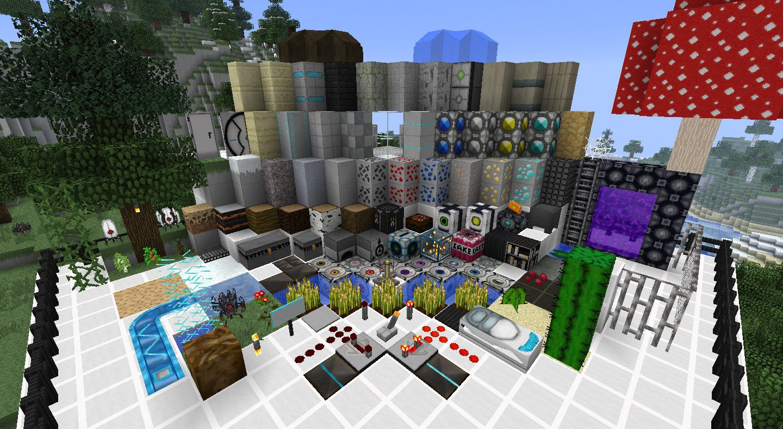Precisely Portal | Minecraft Texture Packs