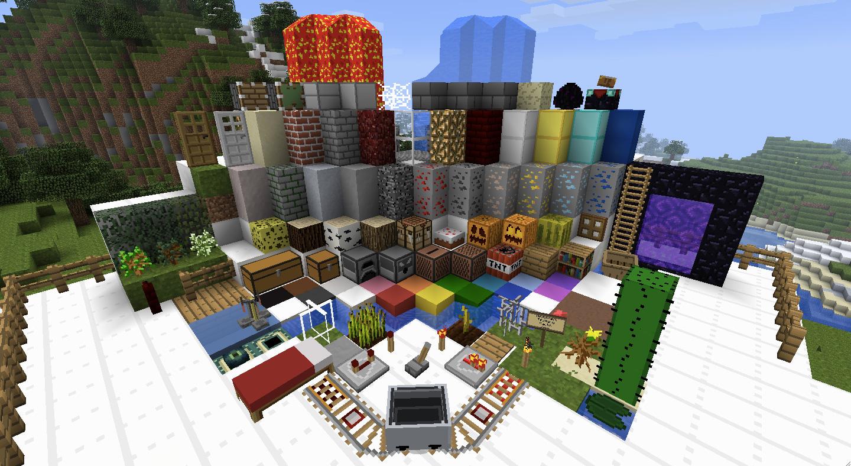 Best Minecraft Texture Packs For Home Design