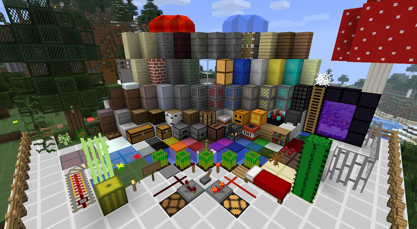 SimpleCraft | Minecraft Texture Packs
