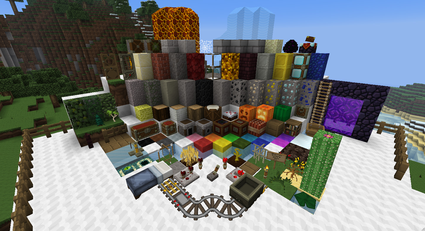 .::MINECRAFT GT::.. Sphax_preview