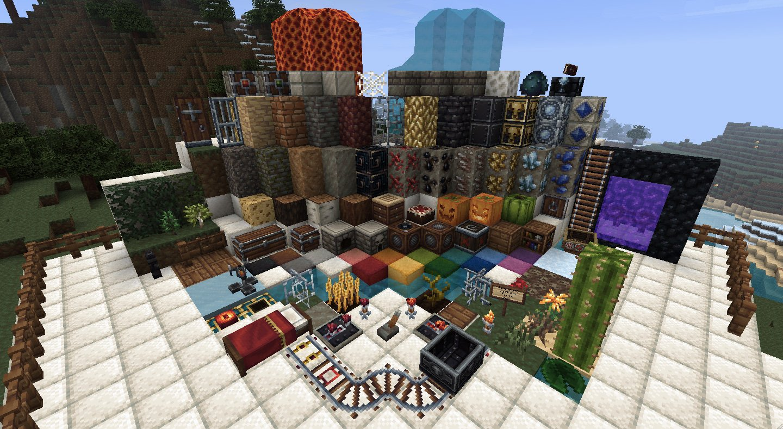 Wayukian Pack | Minecraft Texture Packs