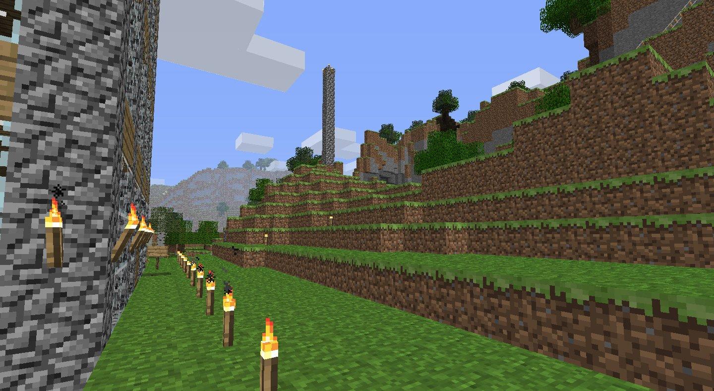 Minecraft Texture Pack Modern Craft