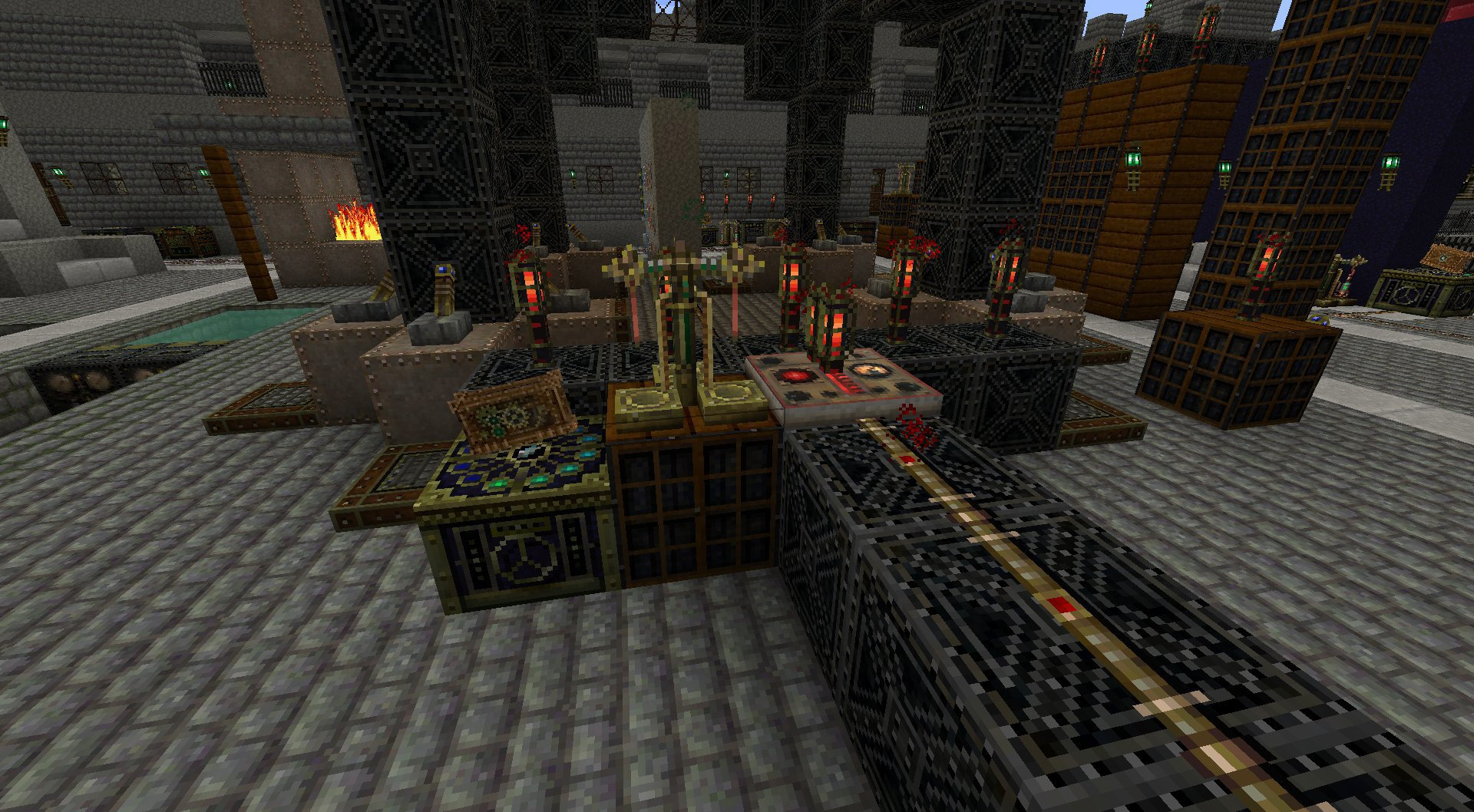 Glimmar's Steampunk Pack | Minecraft Texture Packs