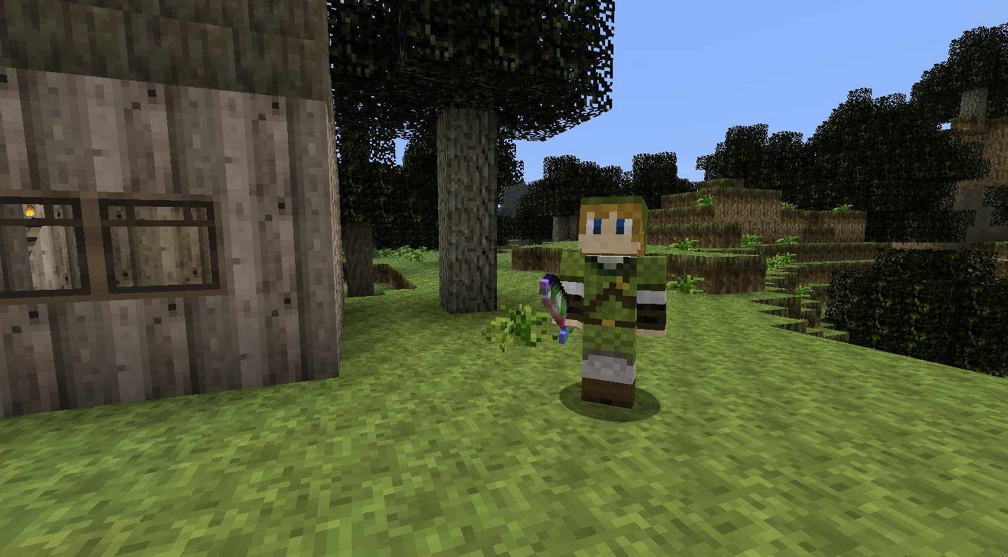 Legend of Zelda Craft | Minecraft Texture Packs