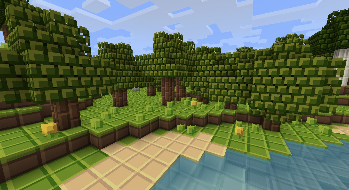 Minecraft Cute Craft Texture Pack