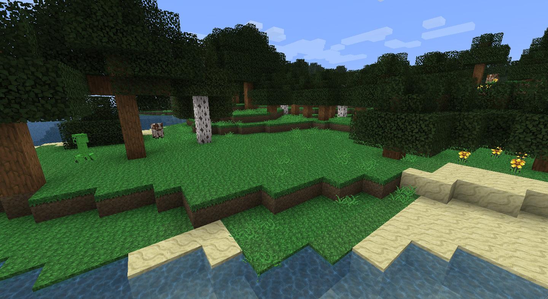 Самый красивый текстур пак в minecraft 1 5 2 26 фотография
