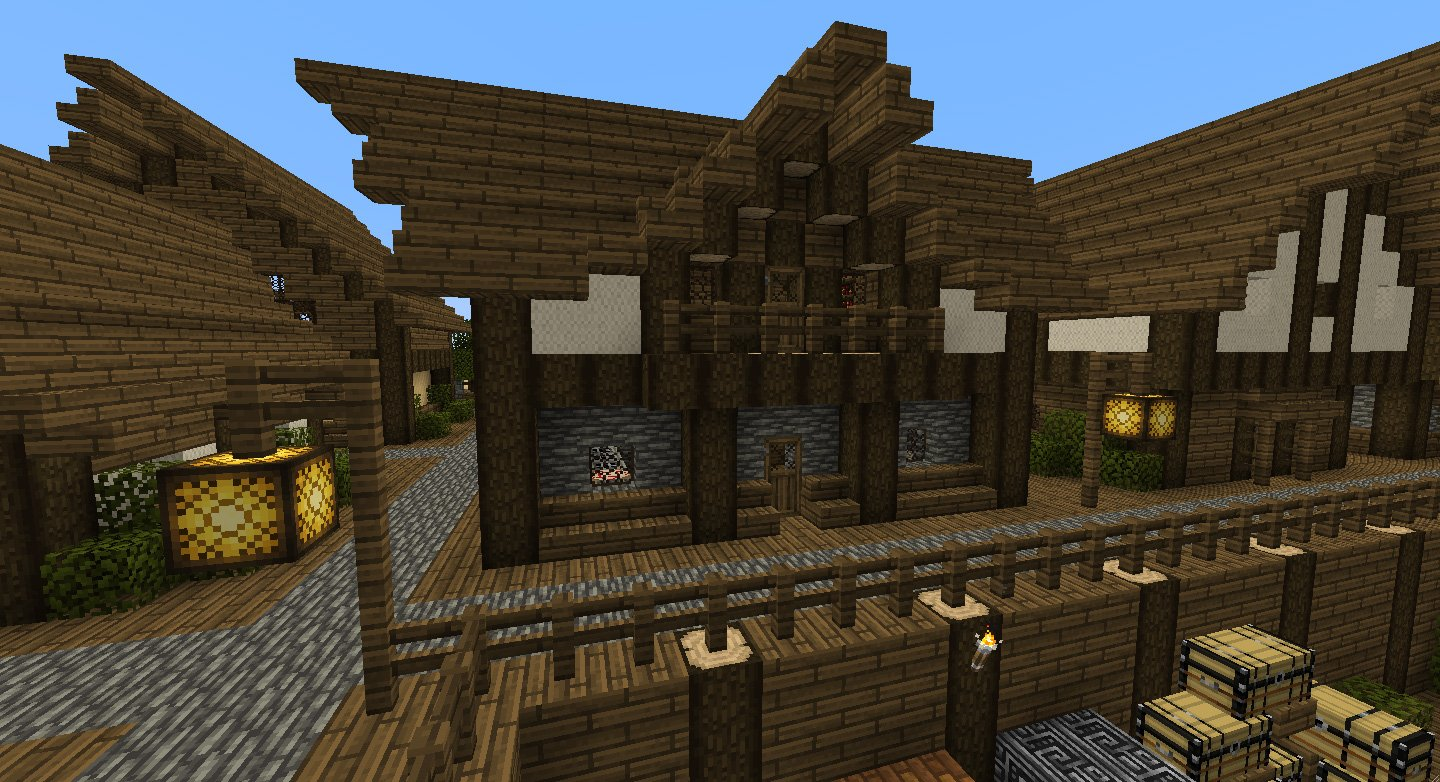 Feathersong | Minecraft Texture Packs
