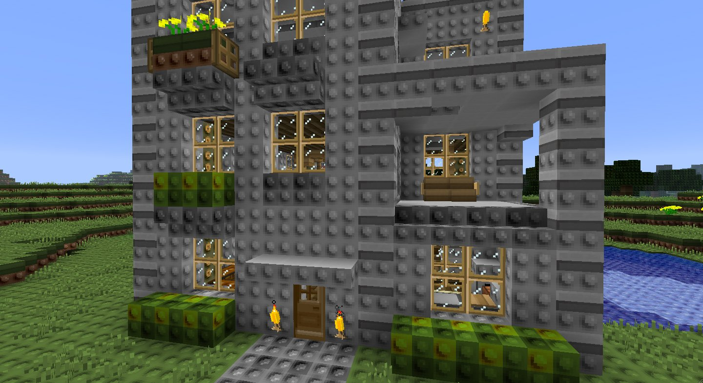 city texture pack