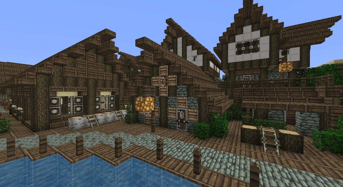 ... is a scaled down version of the popular DokuCraft texture pack: www.minecrafttexturepacks.com/minidoku