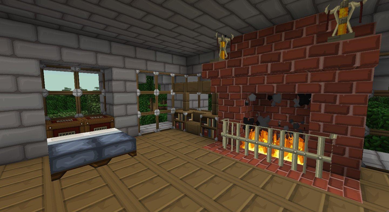Designer: Sphax84 | Version: Minecraft 1.8 | Resolution: 128x128: www.minecrafttexturepacks.com/sphax-purebdcraft