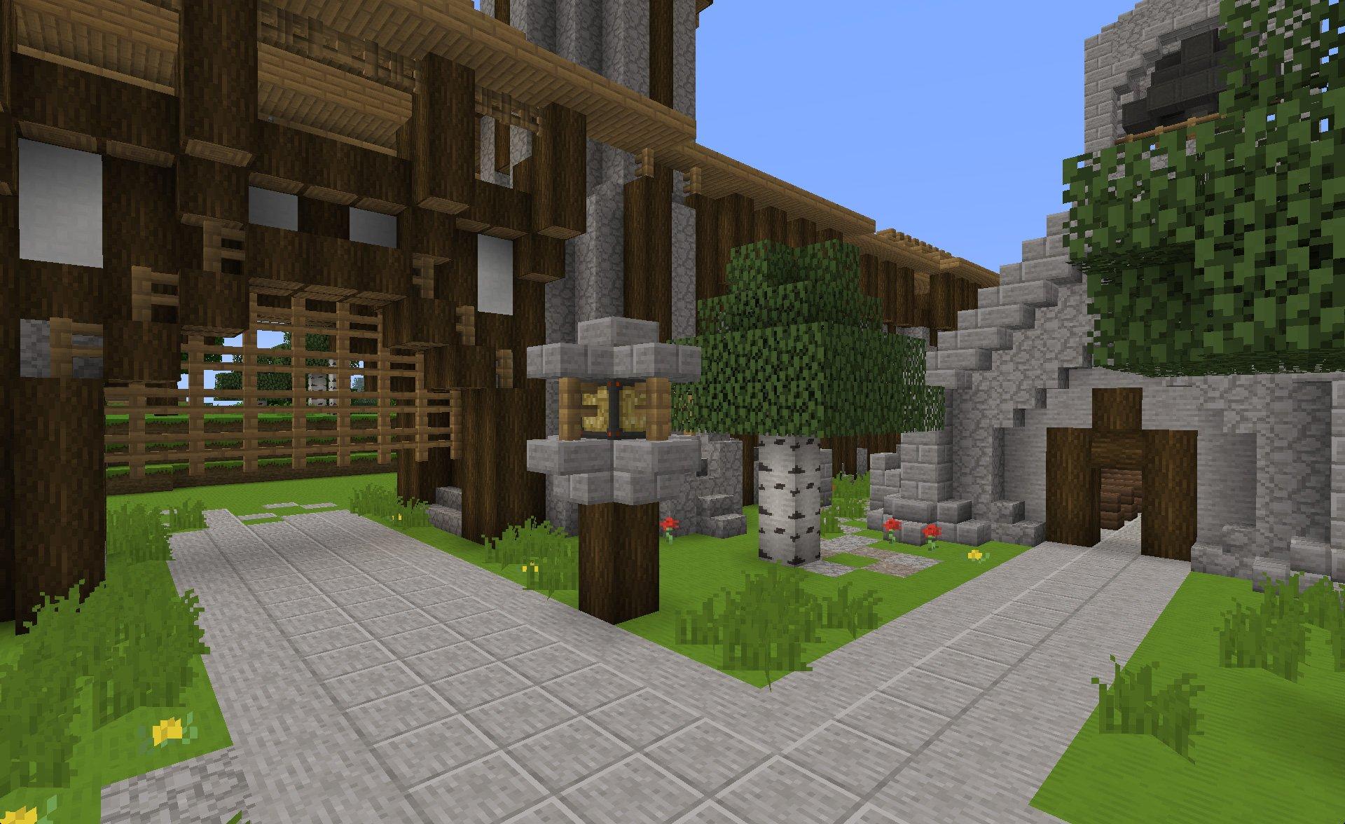 Xenocontendi | Minecraft Texture Packs