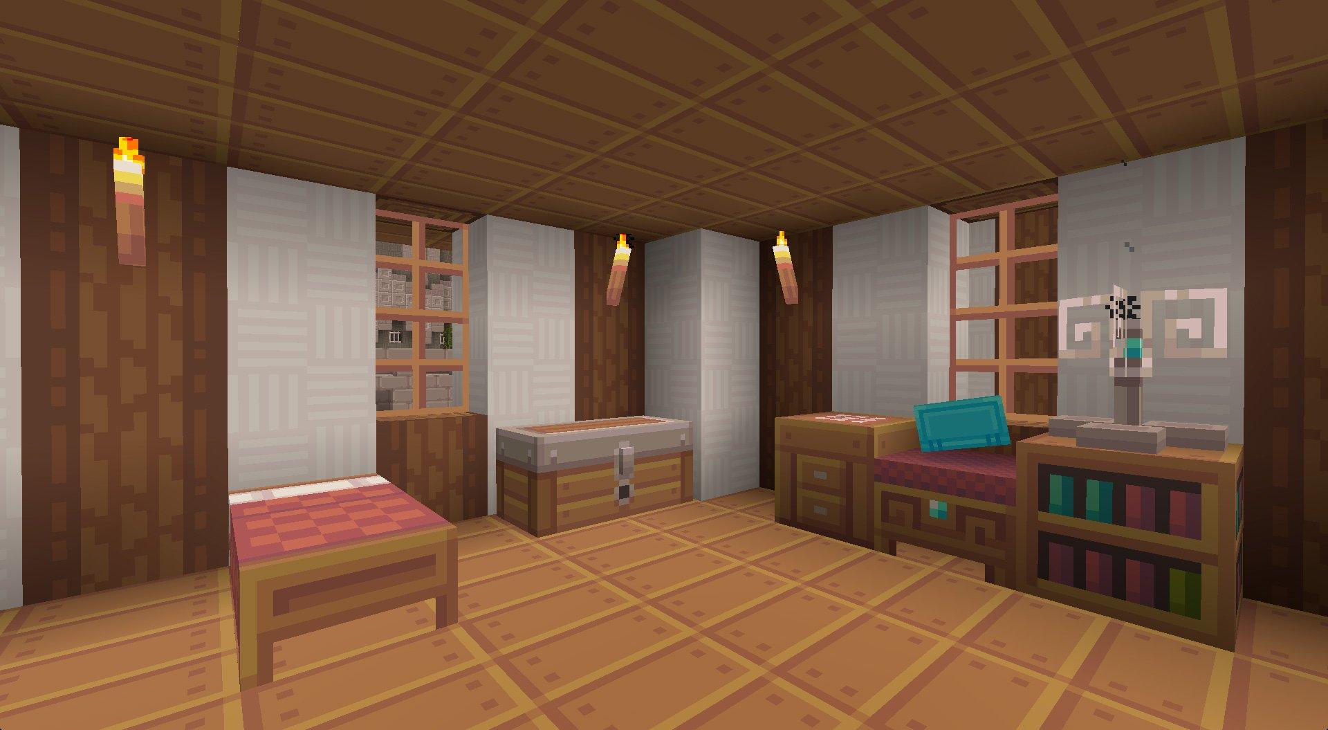 Dandelion Minecraft Texture Packs