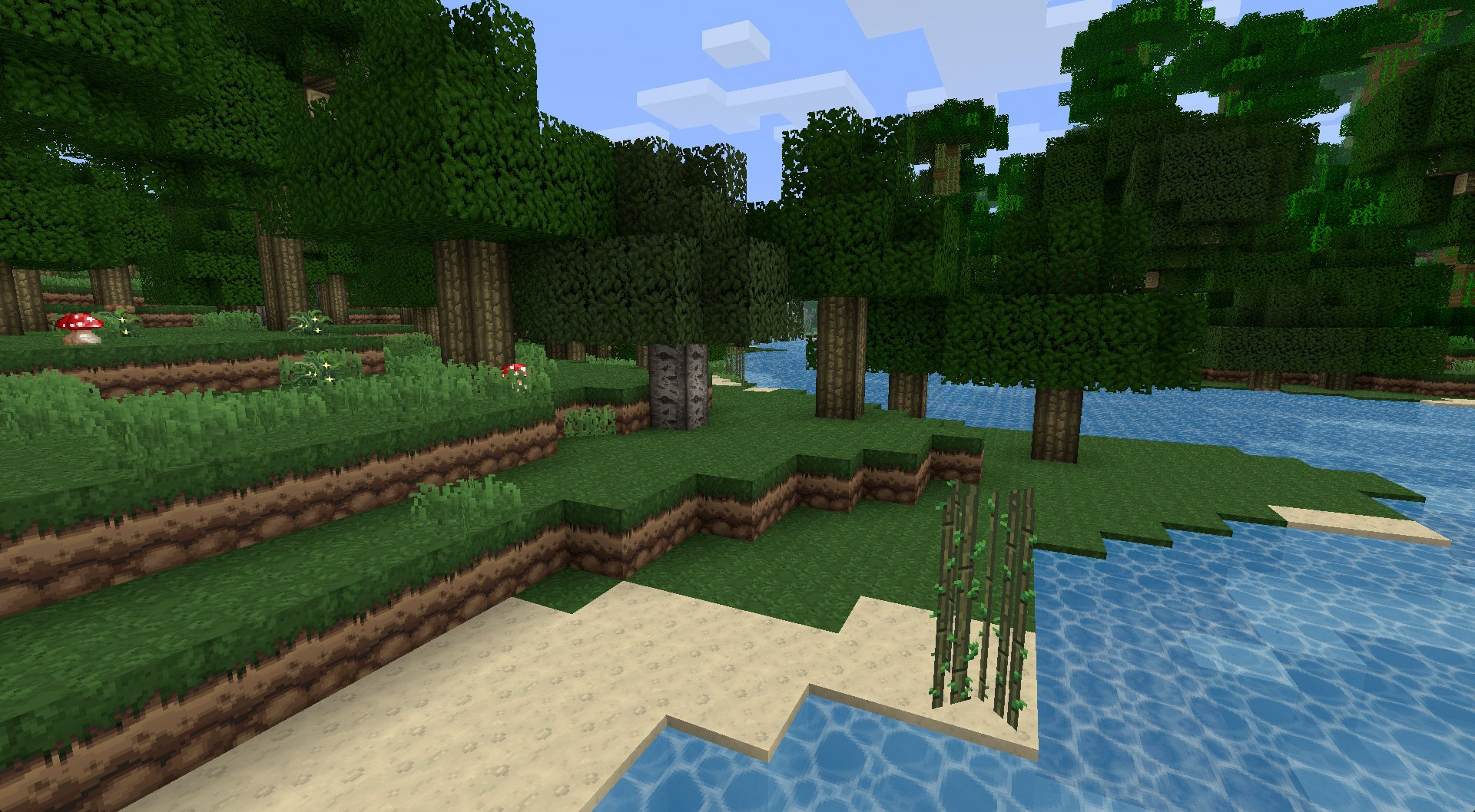 GeruDoku RPG - Pack Texture pour Minecraft 1.9/1.8.9/1.8/1.7