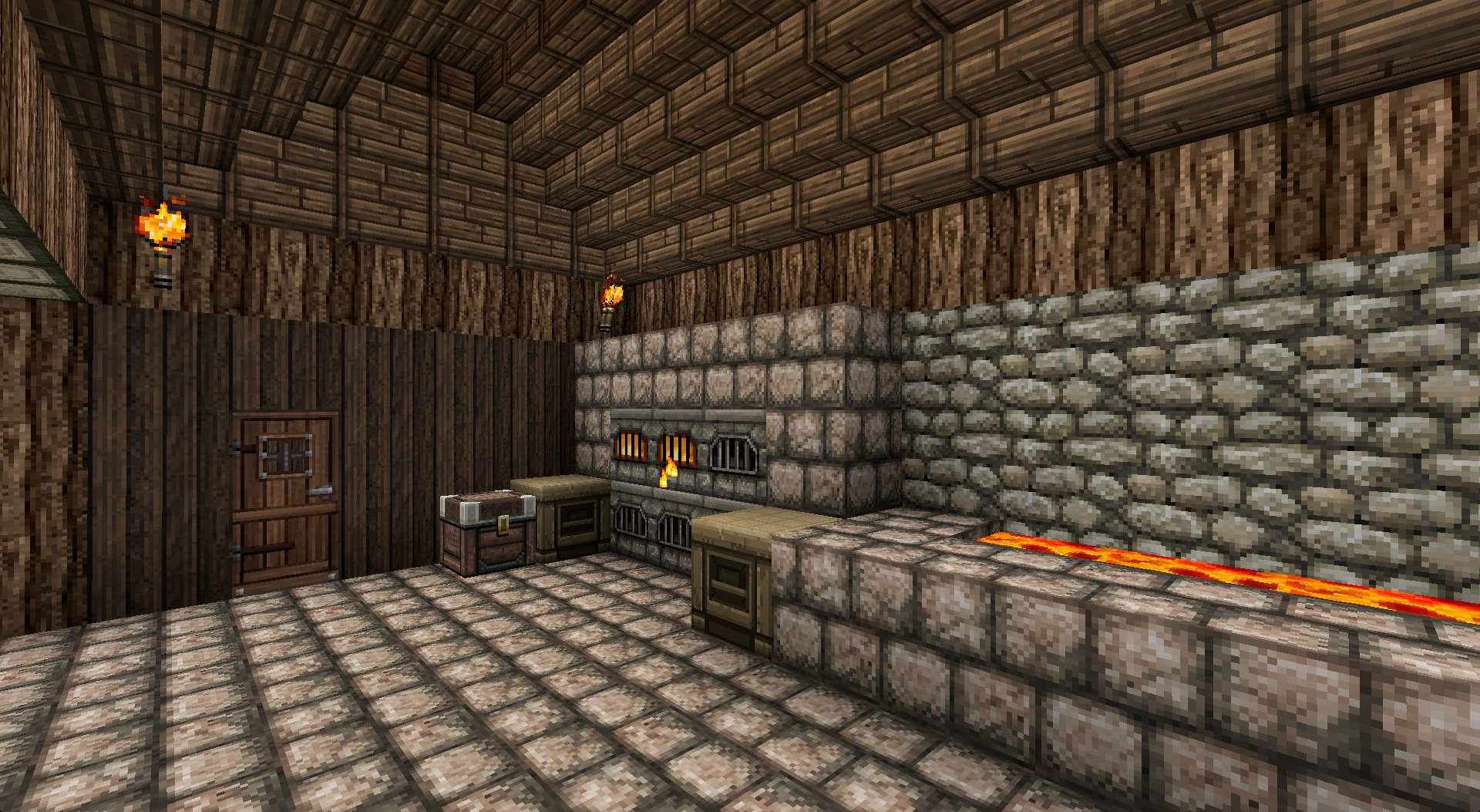 John Smith Legacy | Minecraft Texture Packs
