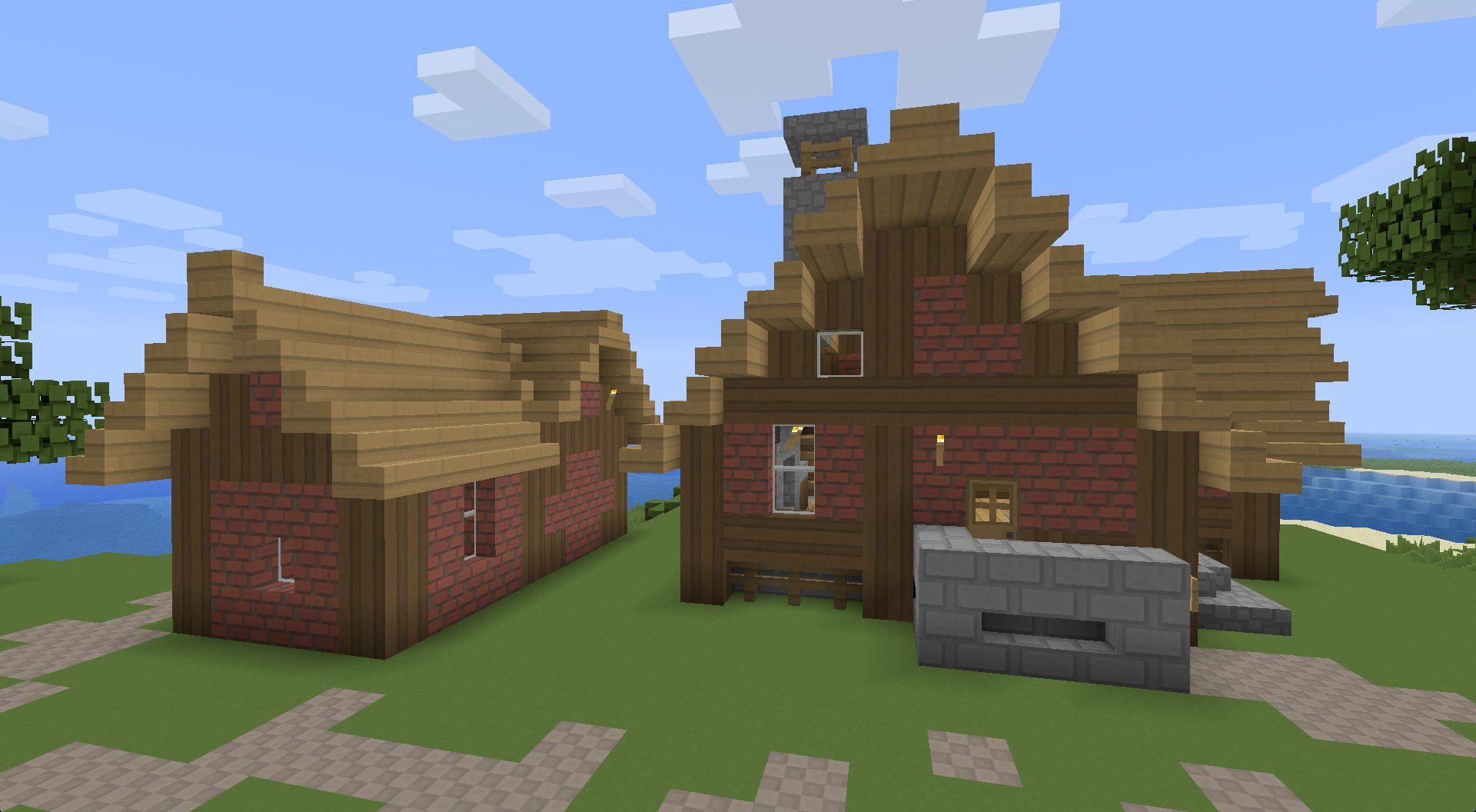 paper cut out minecraft texture packs