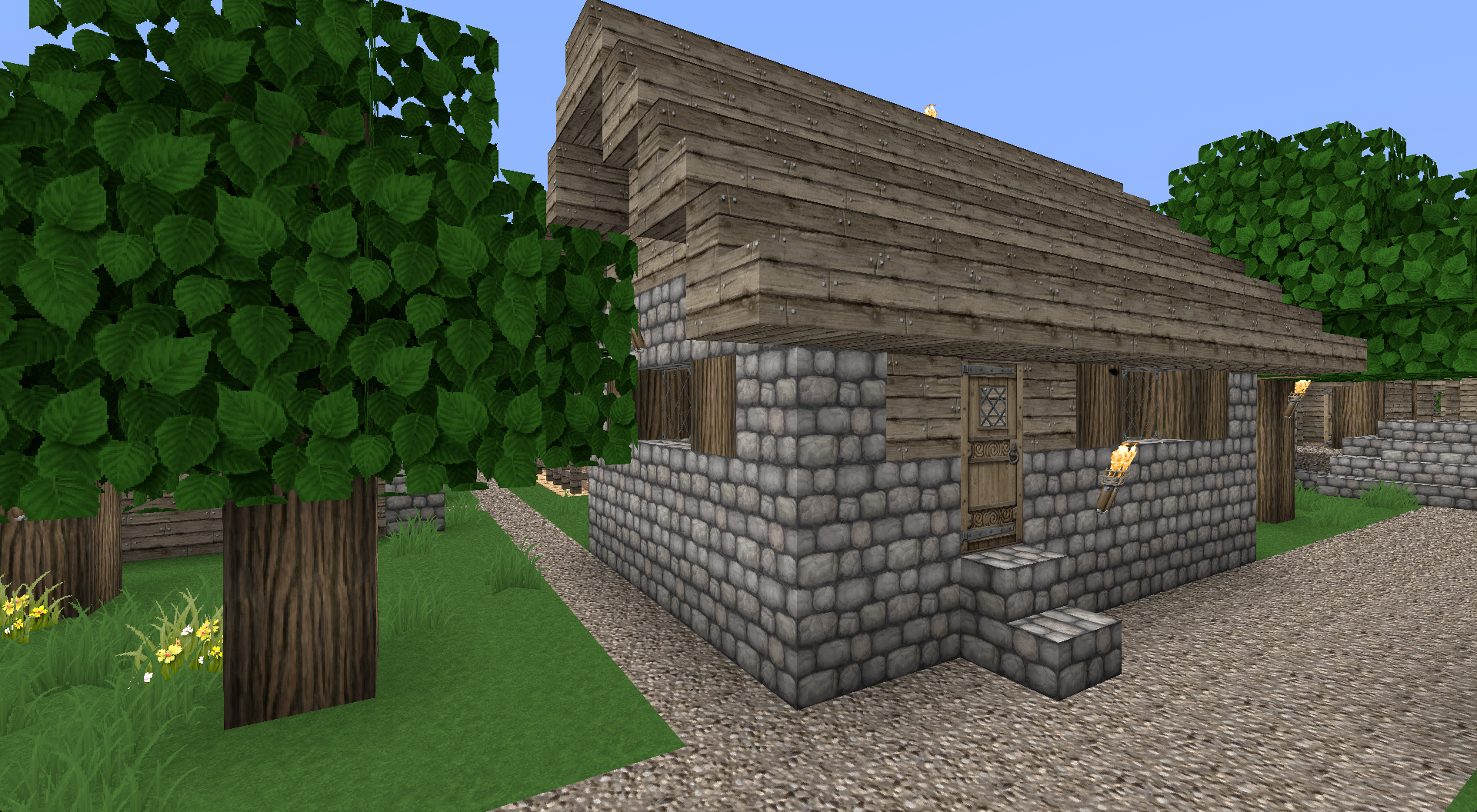 Best Texture Pack For Building