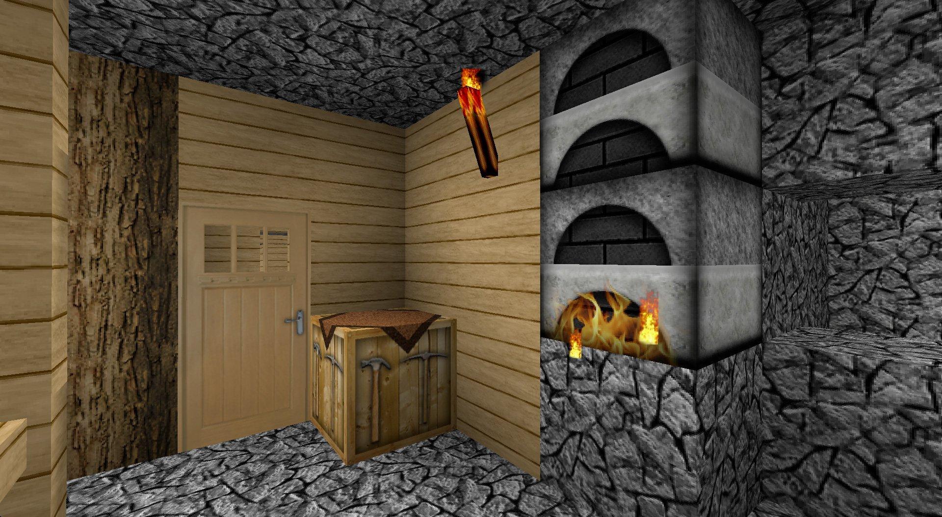 Life HD Resource Pack Minecraft Texture Packs - Abgegrieft skin fur minecraft pe