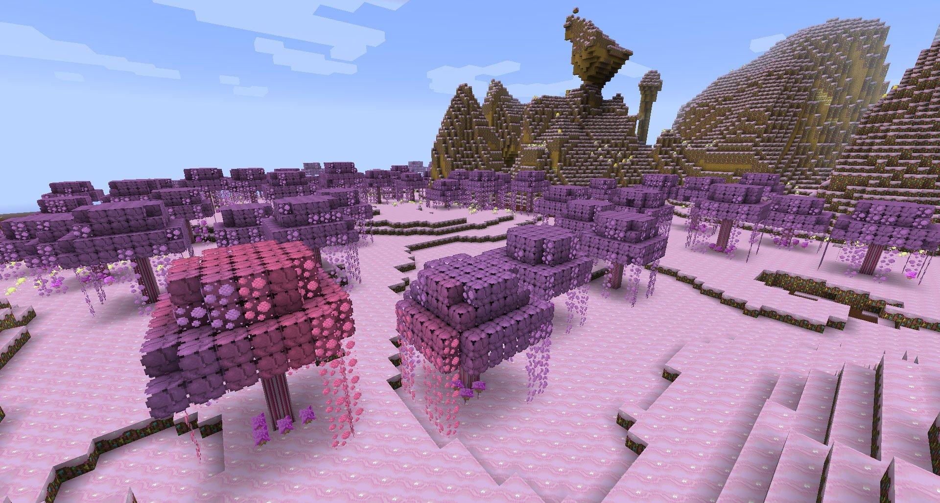 CandyCraft | Minecraft Texture Packs