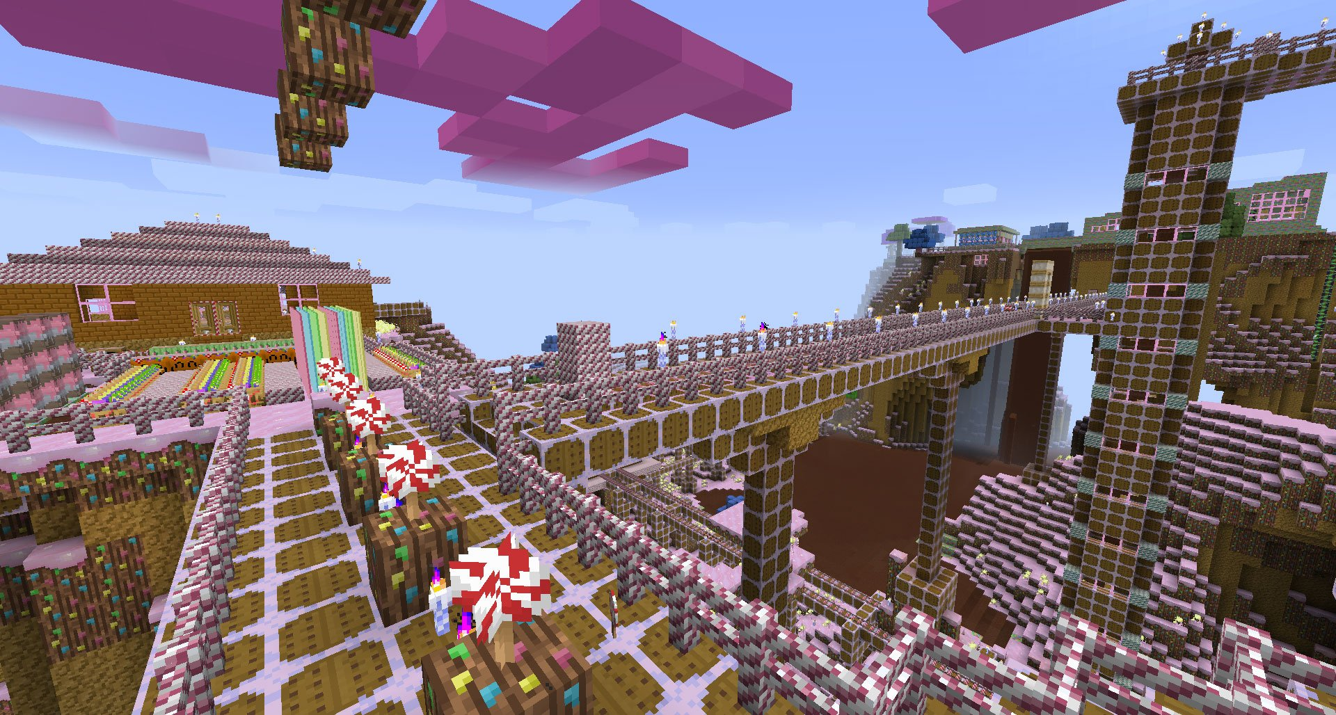 CandyCraft   Minecraft Texture Packs