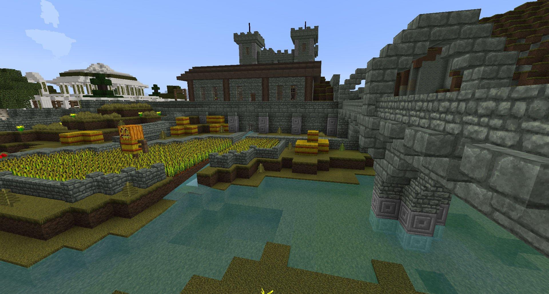 Riverwood | Minecraft Texture Packs